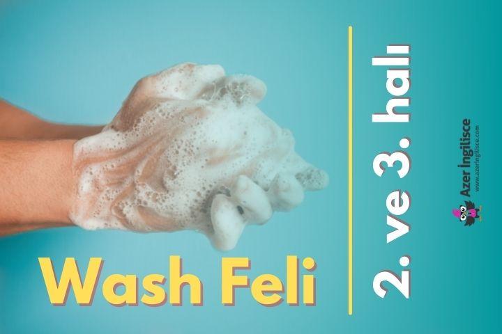 wash feli ikinci ve ucuncu halı